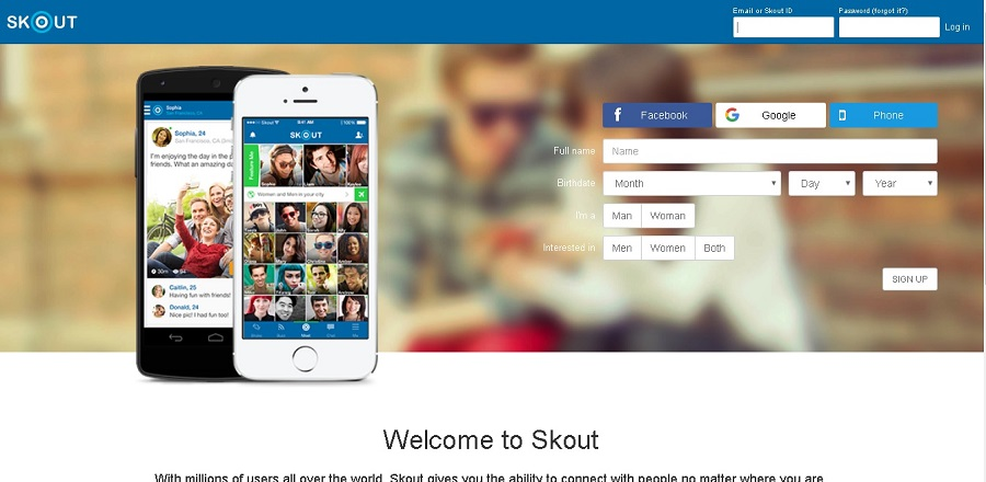 Skout Dating for Teens