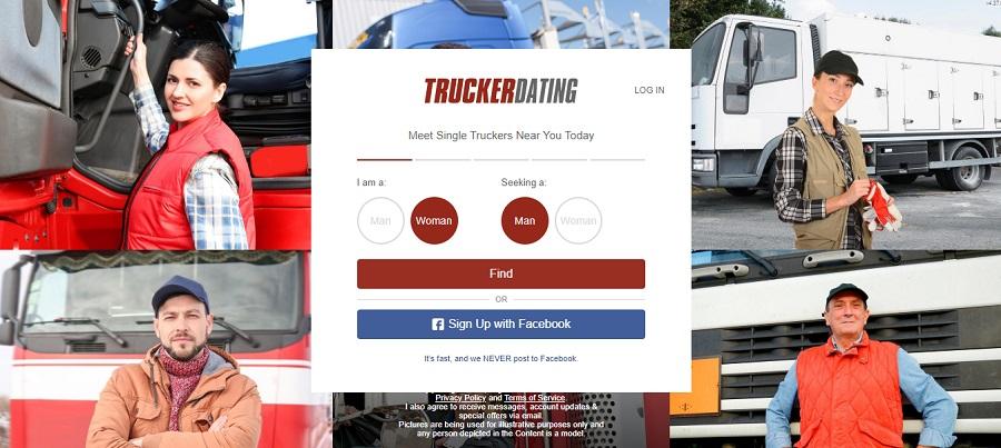 www.trucker.dating