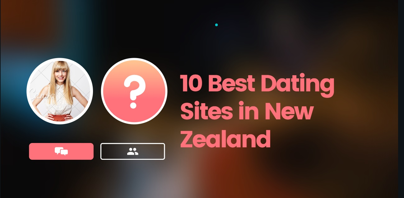 Top Dating Sites NZ