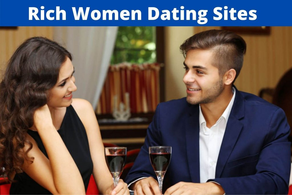 Top 8 Rich Women Dating Sites