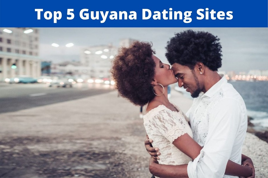Top 5 Guyana Dating Sites – Dating Sites for Guyana
